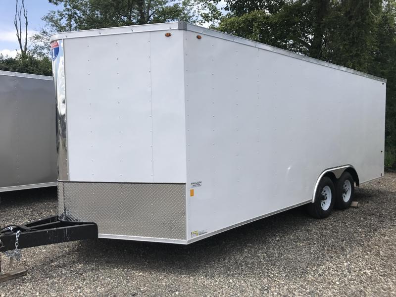2017 Interstate IFC820TA3 Enclosed Car Hauler
