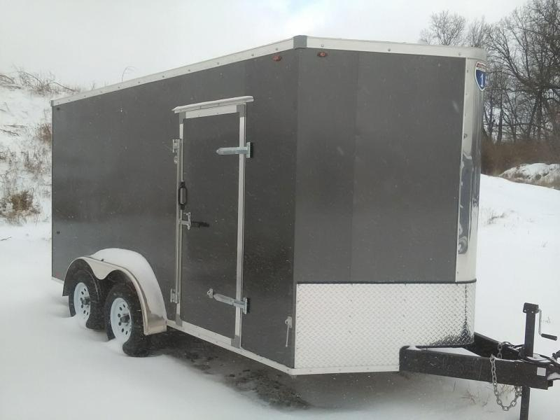2019 Interstate IFC714TA2 Enclosed Cargo Trailer