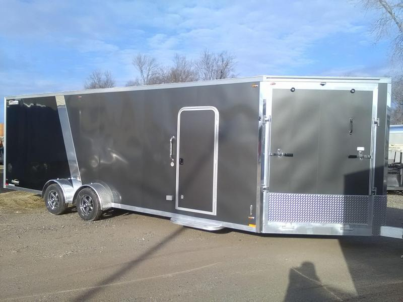 2019 Legend Trailers E729TA35 Snowmobile Trailer