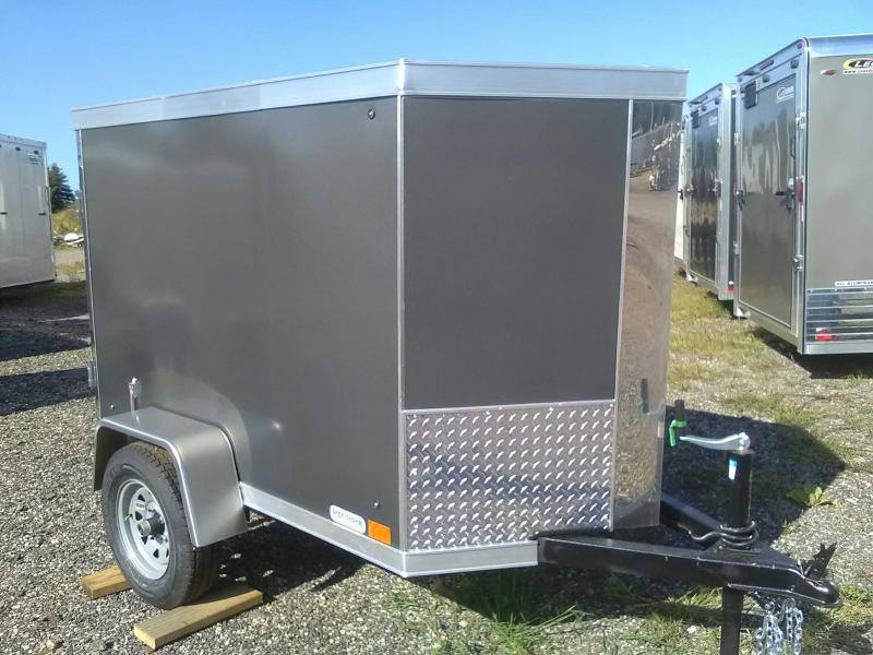2020 Cross 4x6 Enclosed Cargo Trailer