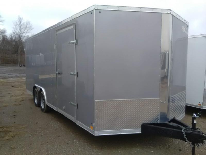 2019 Cross Trailers 820TA Car / Racing Trailer