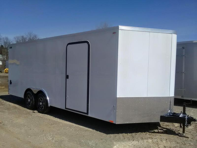 2020 Legend Trailers TMV8.5X22TA52 Car / Racing Trailer