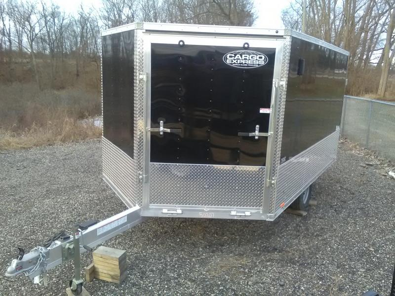 2019 Cargo Express Aluminum Denali Cargo / Enclosed Trailer