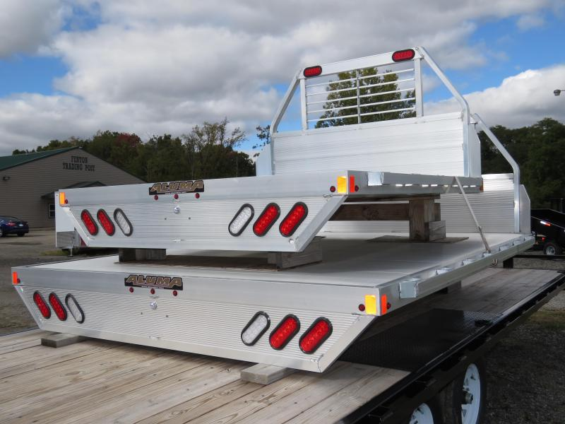 Aluma 96125 Truck Bed