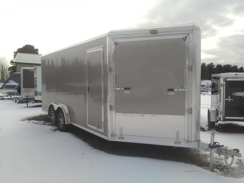 2019 CargoPro Trailers E7.5X18 Snowmobile Trailer