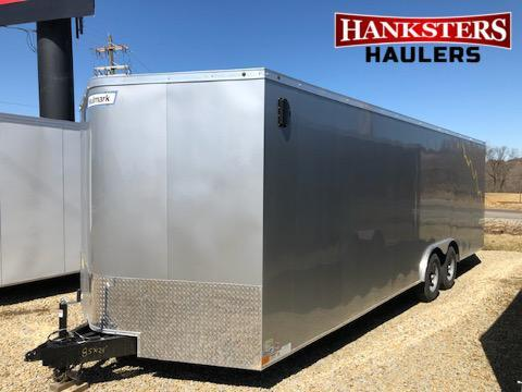 2019 Haulmark Transport V-Nose Car / Racing Trailer