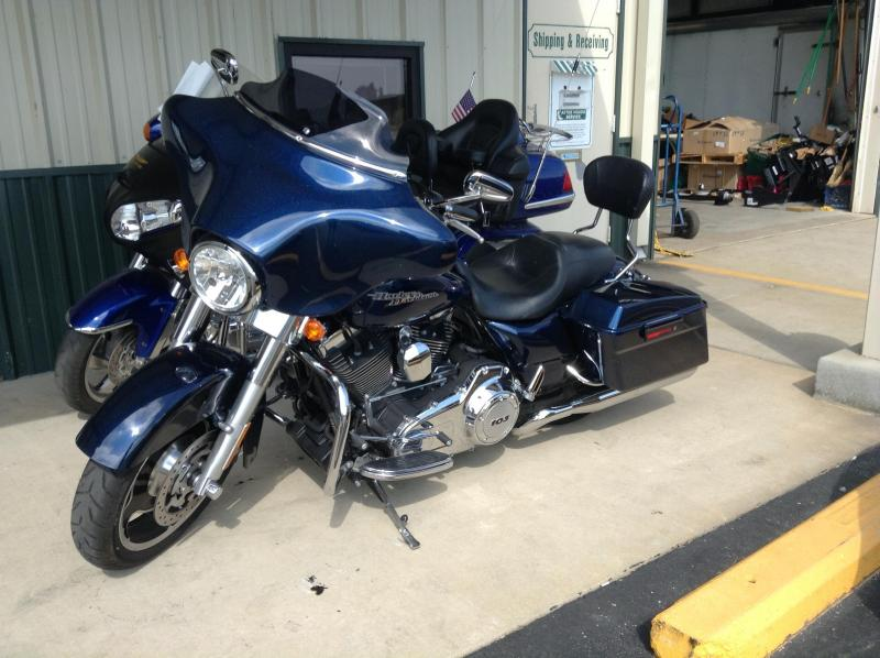 2012 Harley Davidson F1HX Motorcycle