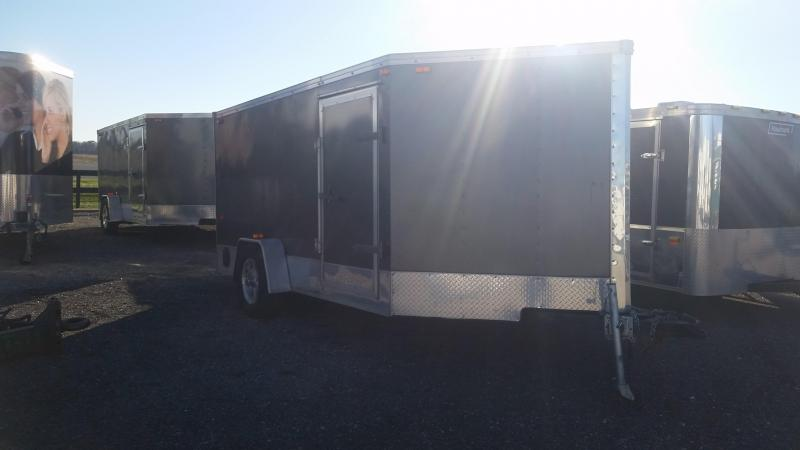 2013 Interstate SE712SAFS Enclosed Cargo Trailer
