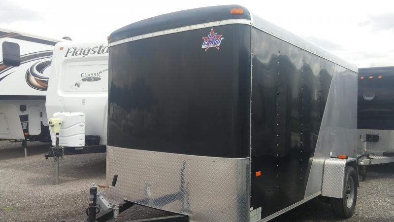2011 US Cargo 6X12 Cargo / Enclosed Trailer