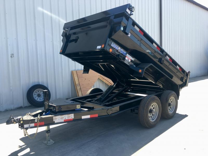 2018 Load Trail 5X10 10K DUMP TRAILER KING SIZE BED