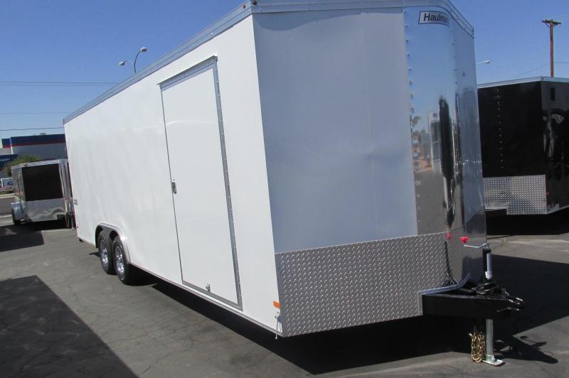 Haulmark Transport 8.5X24 2x5200 Car / Racing Trailer