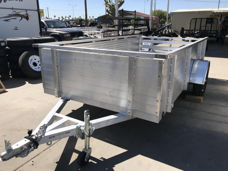 2020 Primo 6X12 SINGLE AXLE Utility Trailer