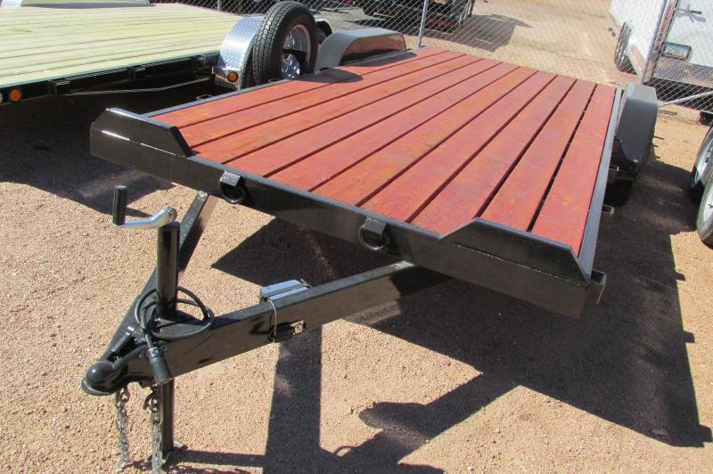 Car trailers flatbed dump utility and cargo trailers for Electric motor repair mesa az
