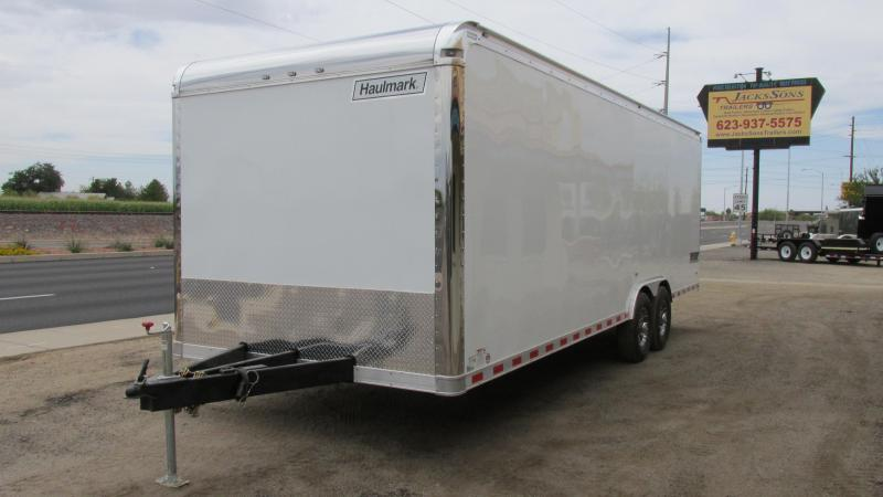 2015 Haulmark 8.5' X 24' Edge Pro Cargo / Enclosed Trailer
