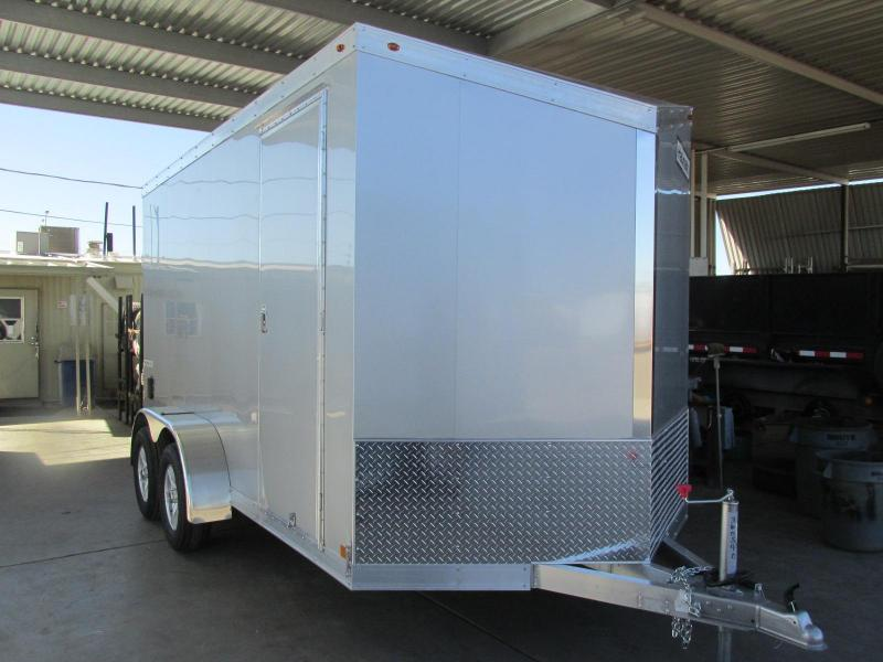 2018 Haulmark 7x14 Enclosed Enclosed Cargo Trailer
