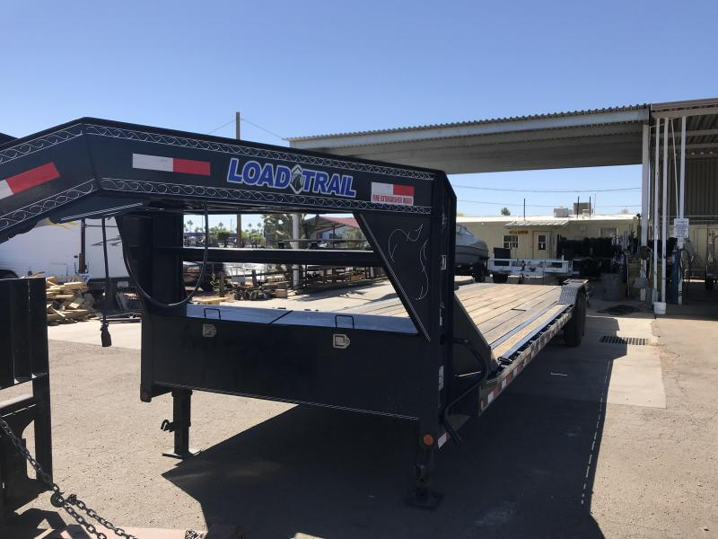 2018 Load Trail 102X34 Flatbed Trailer