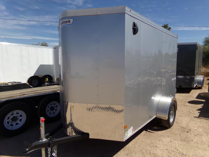 2019 Haulmark TRANSPORT 6X10 W/REAR CARGO DOORS Enclosed Cargo Trailer