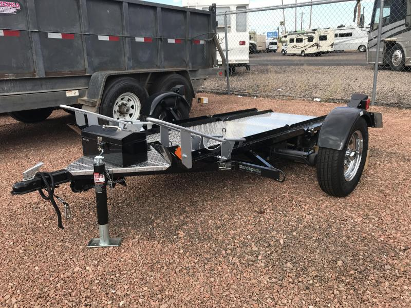 1991 Kendon 2 MOTORCYCLE Motorcycle Trailer