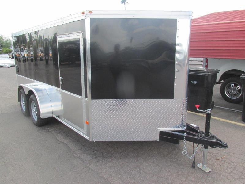 2016 Haulmark LOW HAULER Enclosed Cargo Trailer