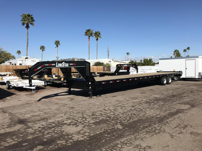 2019 Lonestar 102X40 Equipment Trailer