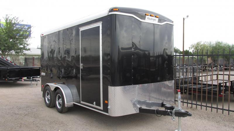 2015 Haulmark 7X14 Transport Cargo / Enclosed Trailer