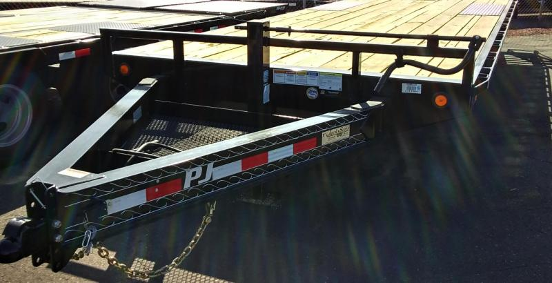 2020 PJ Trailers 24X8' I BEAM DECKOVER Equipment Trailer