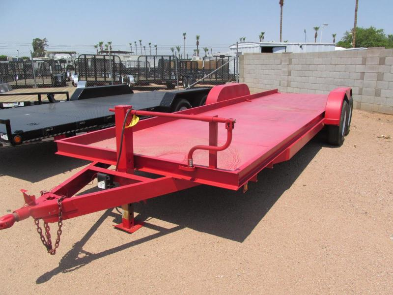 2005 Homemade 72X24 Utility Trailer