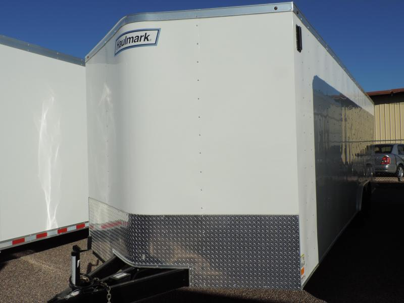 2019 Haulmark 24x8.5 Enclosed Cargo Trailer