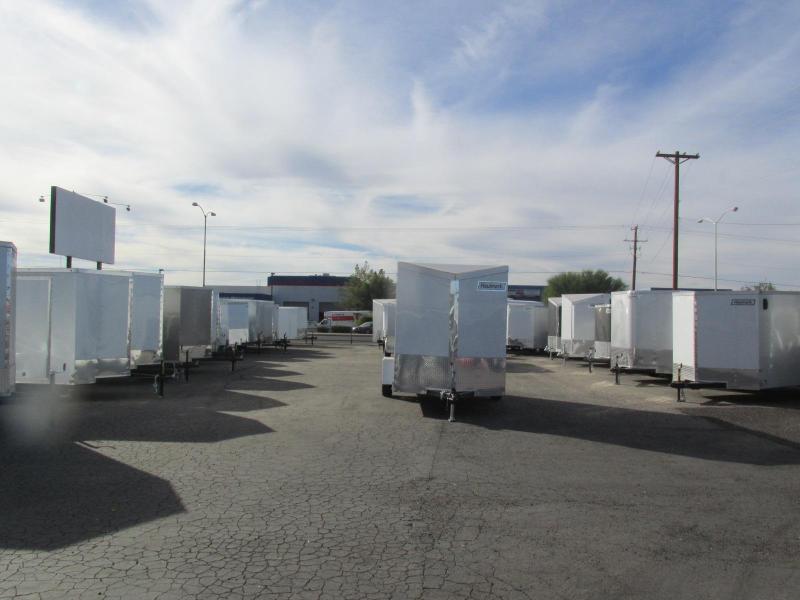 2017 Haulmark  Enclosed Cargo Trailer