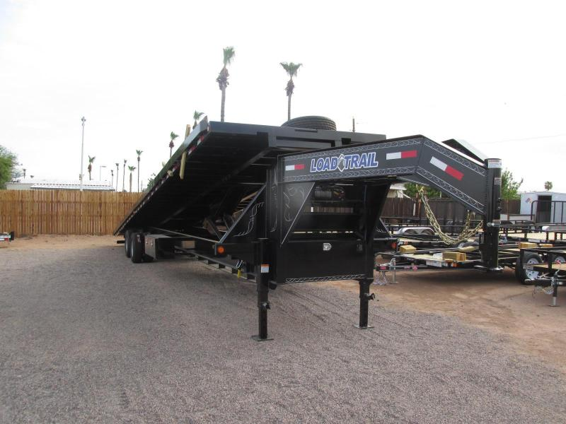 2018 Load Trail 102x40 Equipment Trailer Tilt