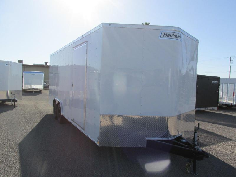 2018 Haulmark 8.5x22 Enclosed Cargo Trailer