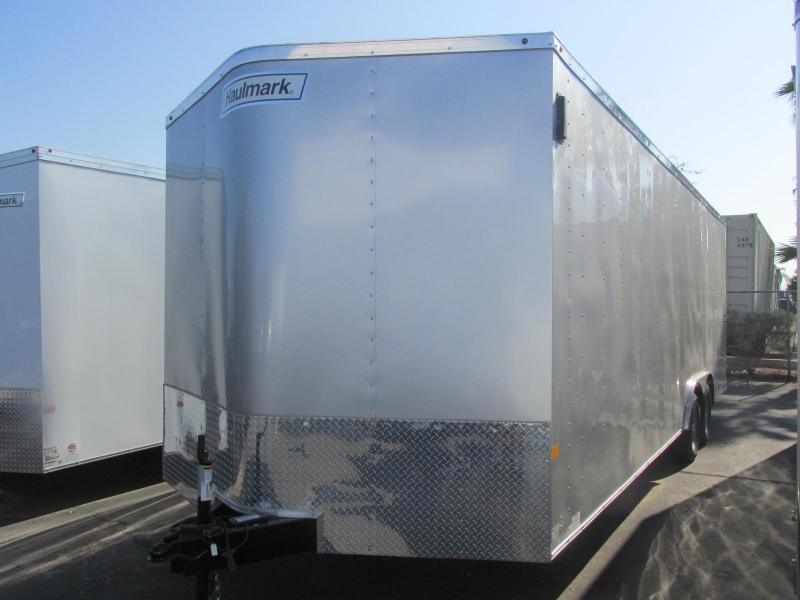 2017 Haulmark Passport Enclosed Cargo Trailer