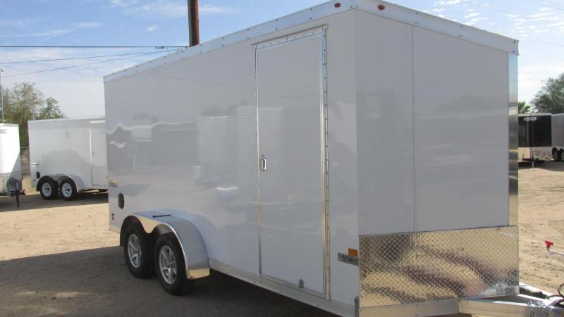 2017 Haulmark ALX Enclosed Cargo Trailer