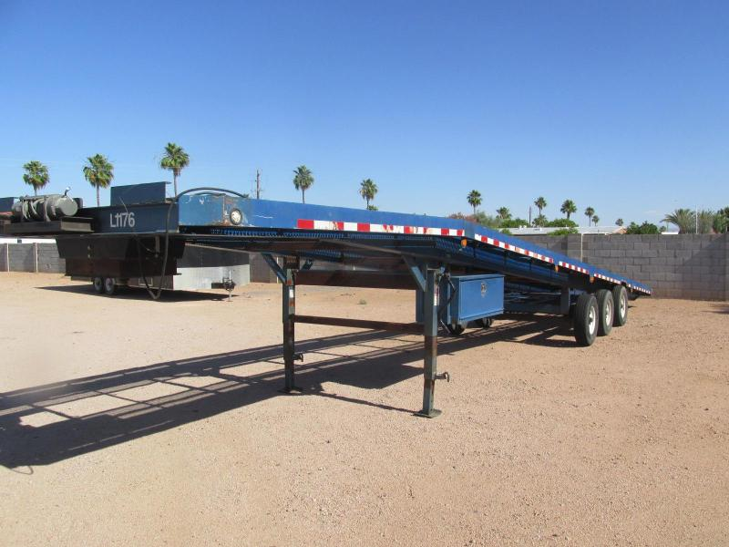 Used 2004 Multible Car Transport Trailer