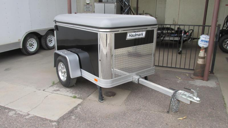 2015 Haulmark 4X6  Flex Cargo / Enclosed Trailer PHM2778