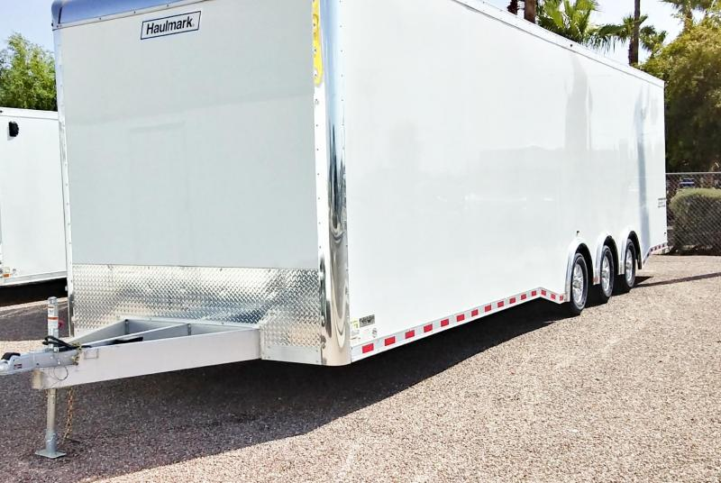 2019 Haulmark CAR HAULER 34X8.5 Car / Racing Trailer