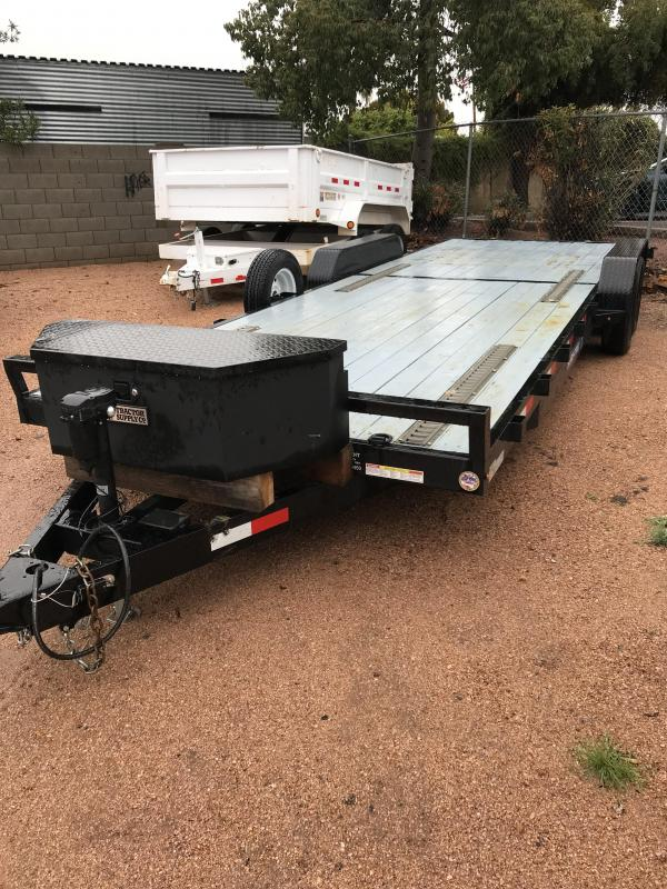 2018 NOVAE CORP 83X24 Car / Racing Trailer