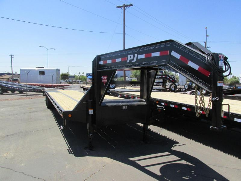 2019 PJ Trailers 102X36 Equipment Trailer