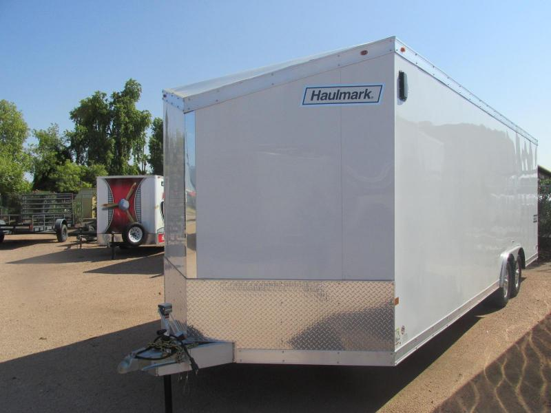 Haulmark HAUV 85X24 Enclosed Cargo Trailer