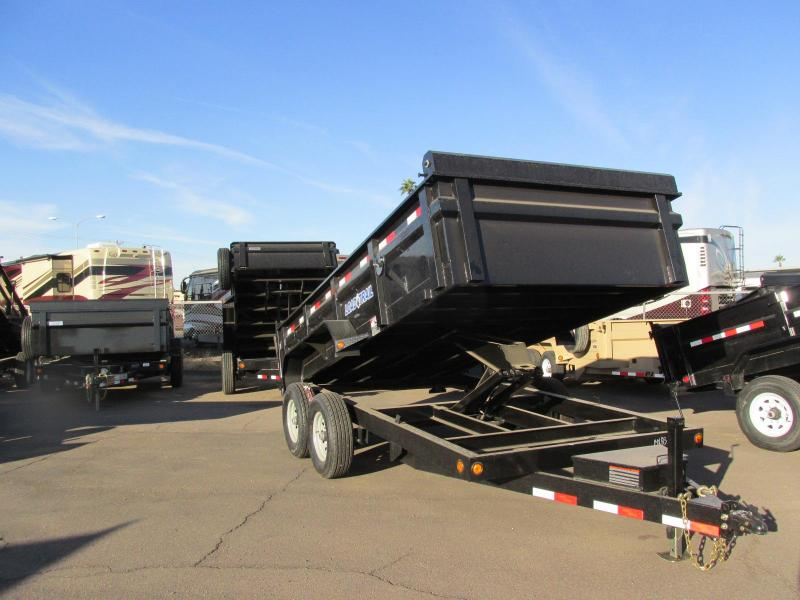 2018 Load Trail LTD-83X14 Dump Trailer