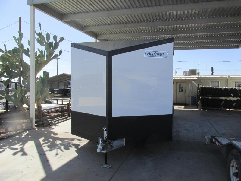 2018 Haulmark Enclosed Cargo Trailer 8.5 x 24