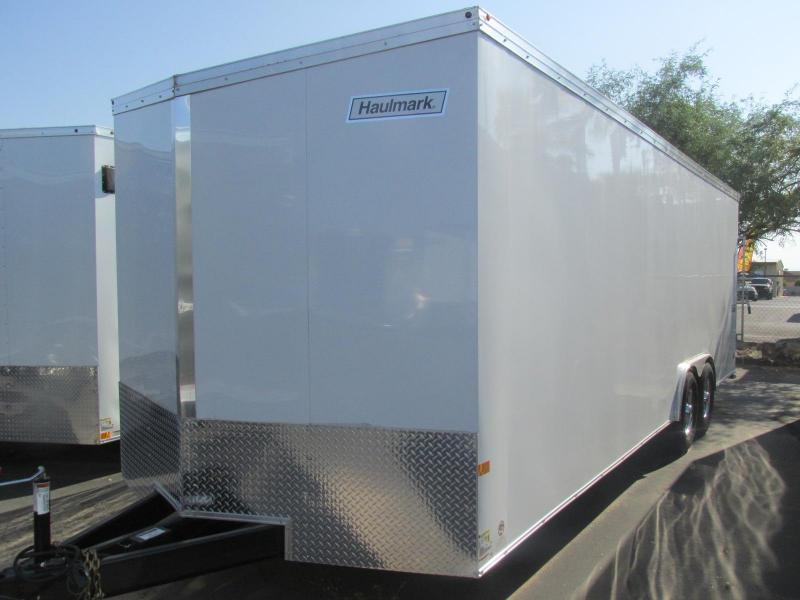 ON SALE! 8.5x24 Haulmark Transport Enclosed Cargo Trailer