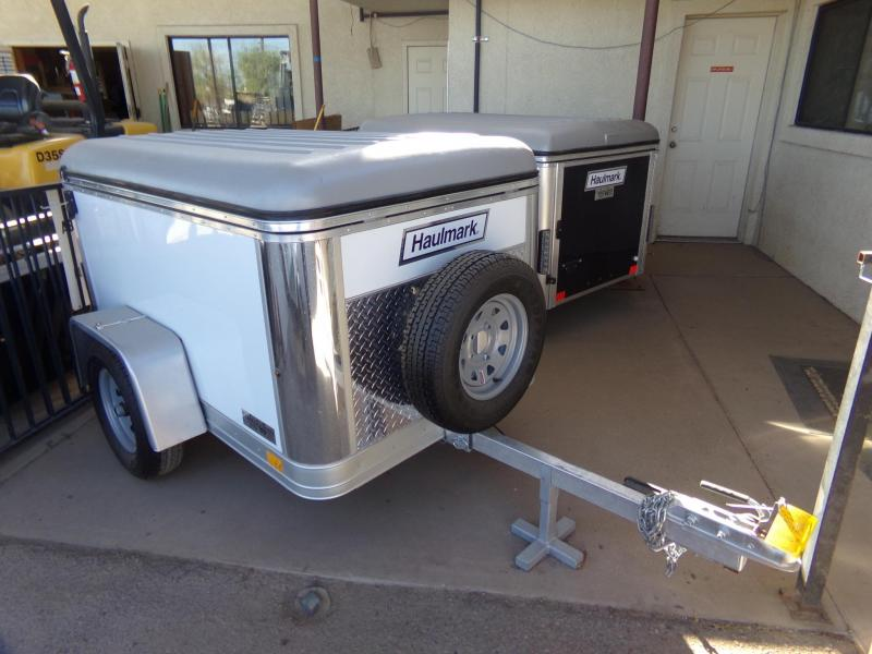 2018 Haulmark FLEX Enclosed Cargo Trailer LIGHTWEIGHT