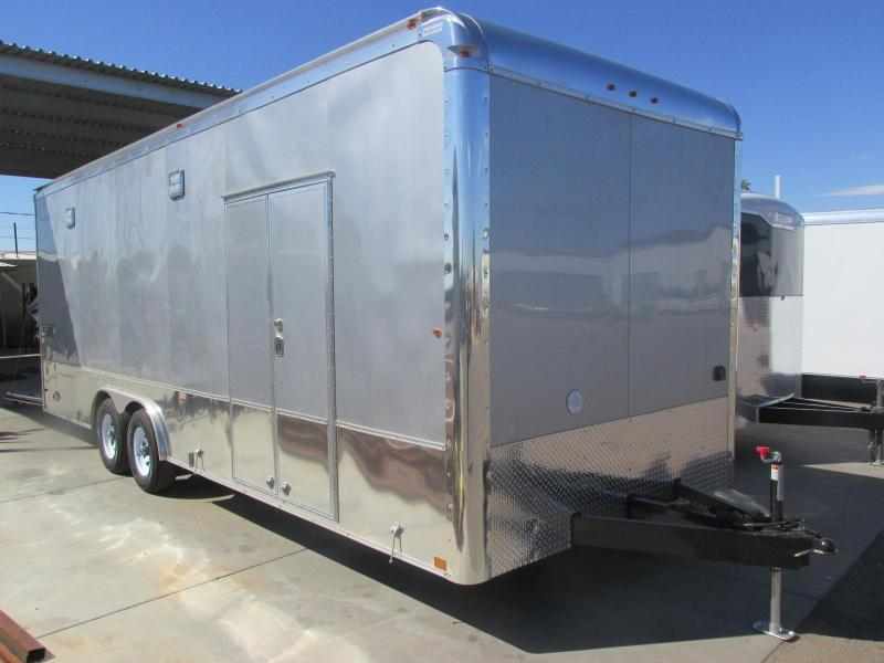 2018 Haulmark EDGE Enclosed Cargo Trailer 8.5 x 24