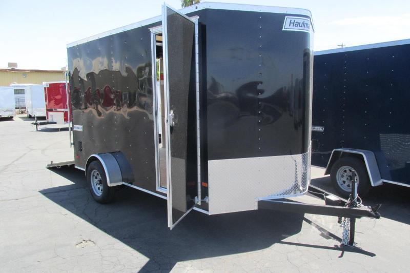 7x12 1x3500 Axle w/Brakes Haulmark Passport Enclosed Cargo Trailer