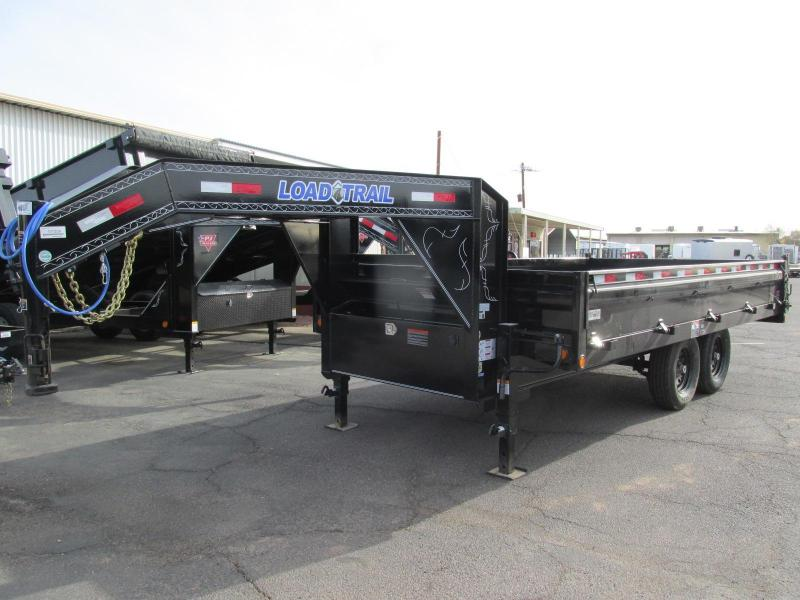 2018 Load Trail 96X16 Dump Trailer