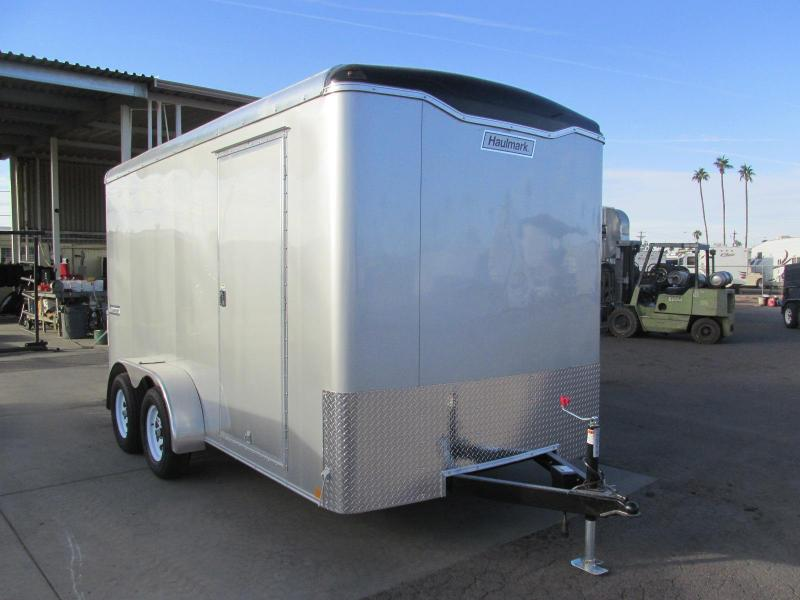 2018 Haulmark 7x14 Enclosed Cargo Trailer