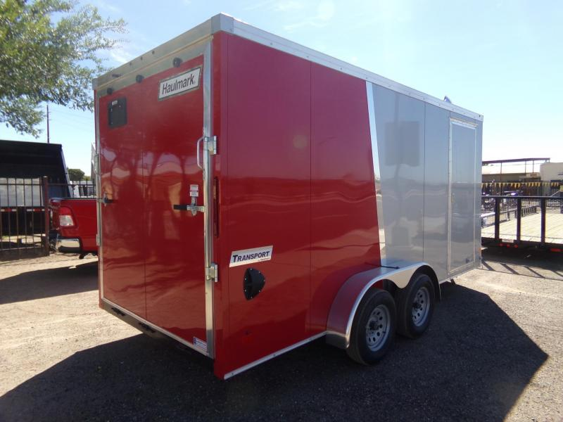 2019 Haulmark 7X16 V FRONT RAMP DOOR ENCLOSED Enclosed Cargo Trailer