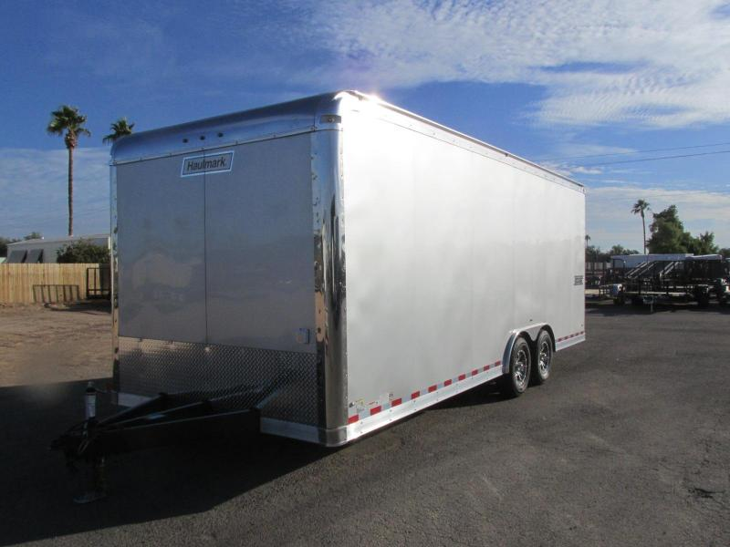 2018 Haulmark Edge 8.5x22 Enclosed Cargo Trailer