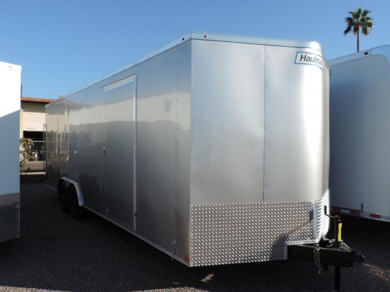 2019 Haulmark 24x8.5 Enclosed Cargo Trailer